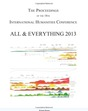 Cover of the 2013 proceedings